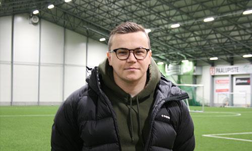 Toni Nyströn uusimaa areena nollae energiatehokkuus