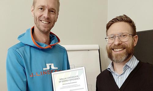 Kivikukkaro Virtanen yhtiöt nollaE energiatehokkuus energiaremontti Juuso Virtanen Nikolas Salomaa
